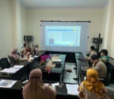 Pembahasan Dokumen Rencana Strategis Bisnis (RSB) BPFK Makassar